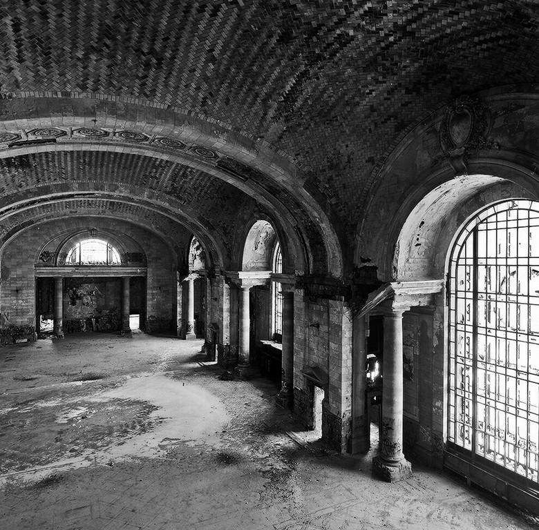 Michigan central station mcs luoghi fantasma for Original photography for sale